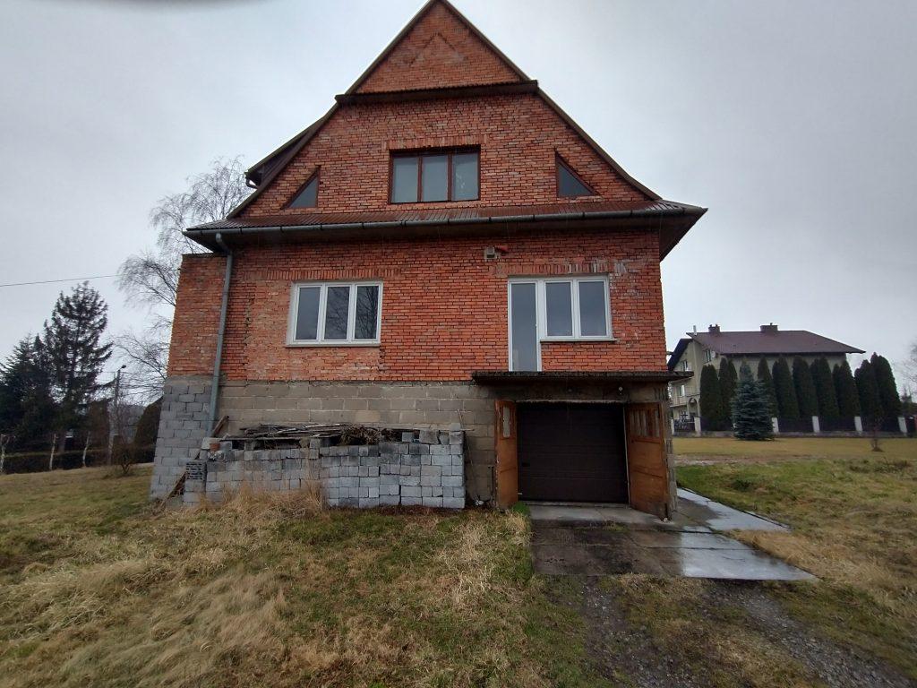 Dom do remontu Siepraw