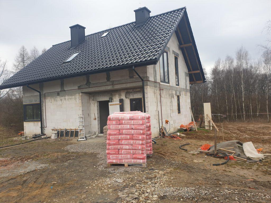Dom wolnostojące 150 mkw w Krzywaczce bez PCC!