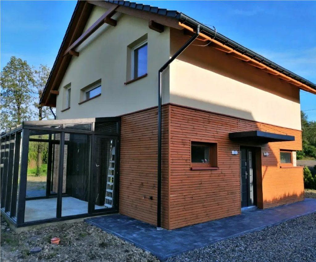 Piękny energooszczędny dom 150 mkw pod Andrychowem