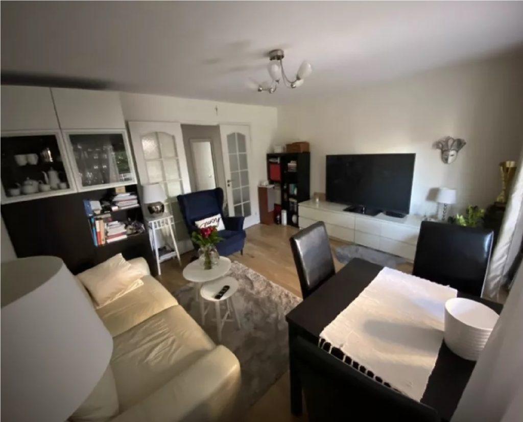 Przestronne 3 pokojowe mieszkanie 63 m2 z balkonem