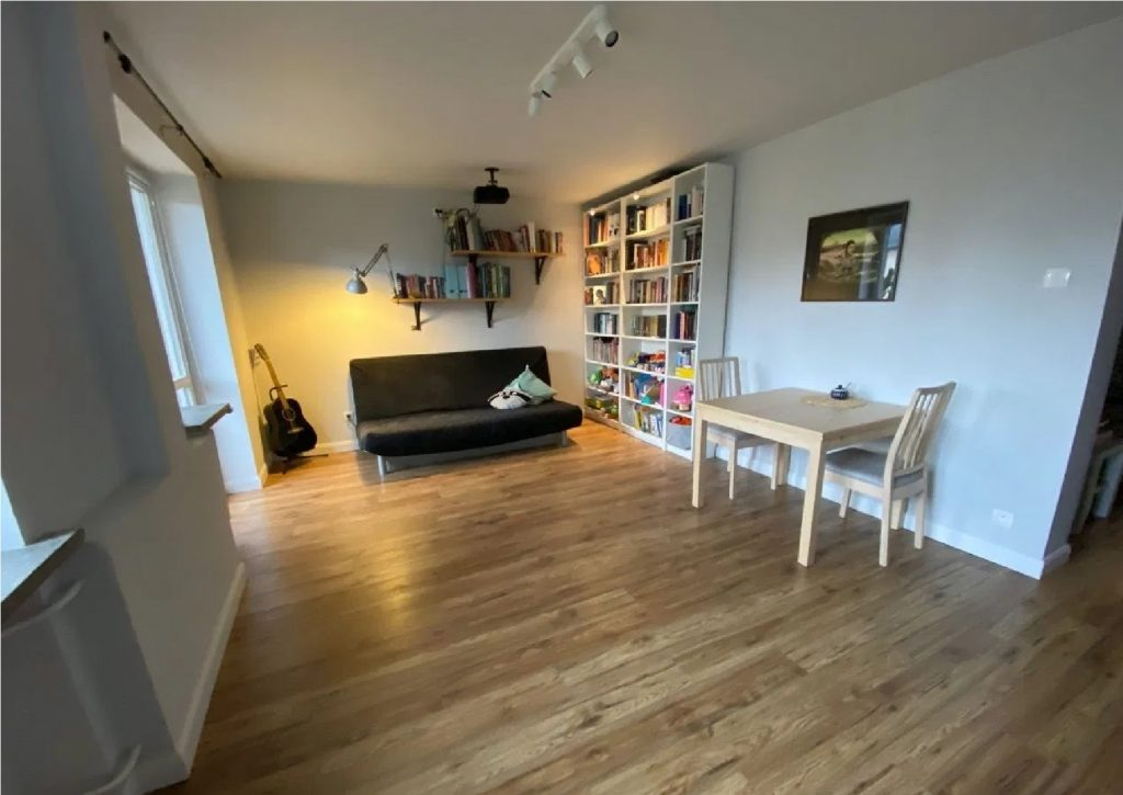 Piękne 2 pokojowe mieszkanie 52 mkw w Podgórzu!