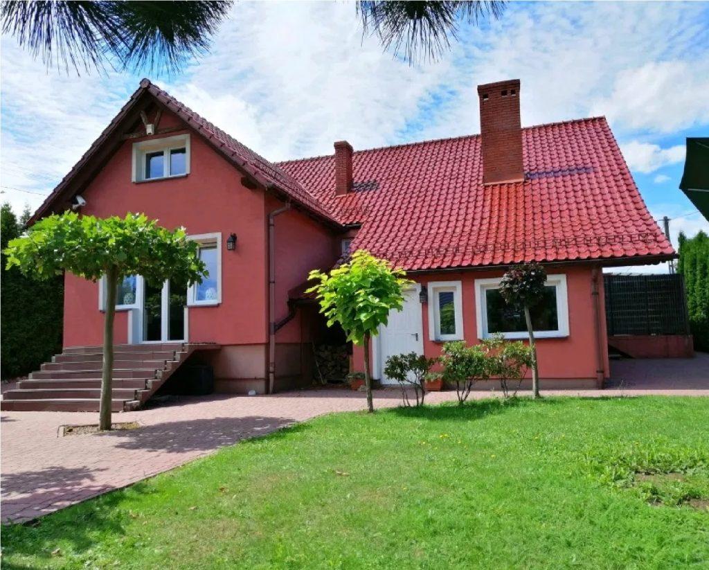 Piękny dom 218 mkw położony w Andrychowie!