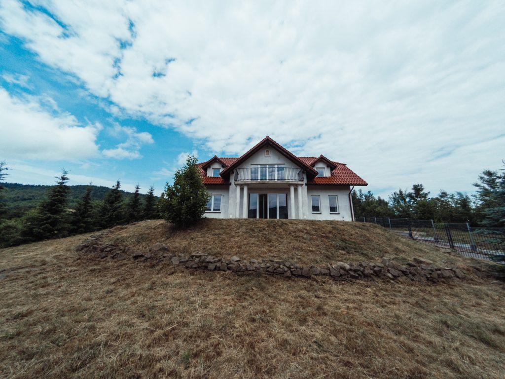 Pięknie położony Dom w Myślenicach!!
