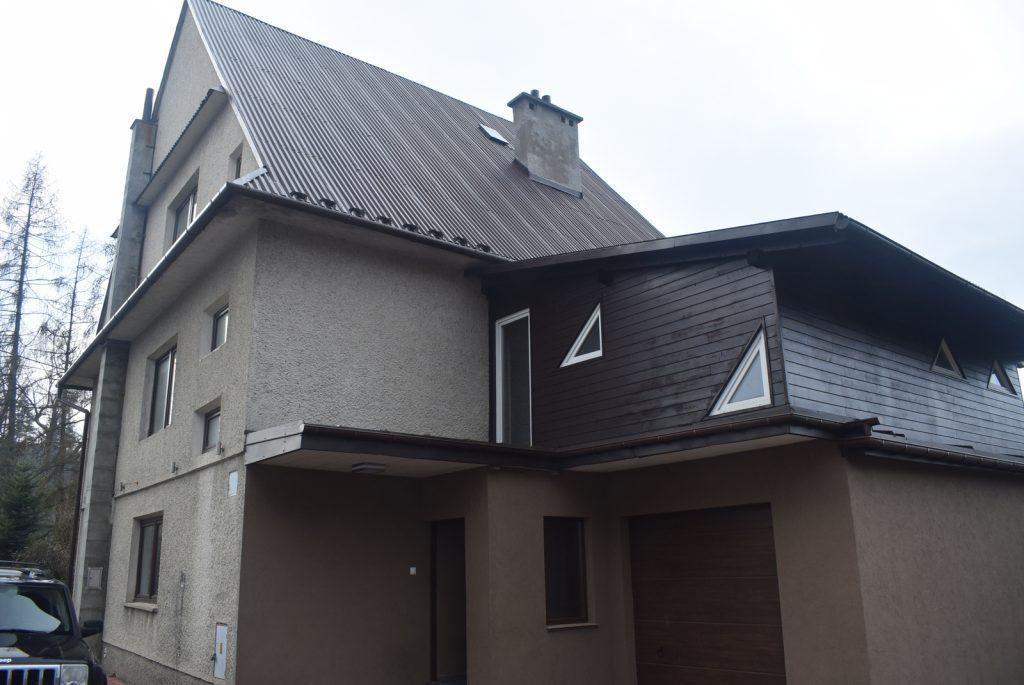 Dom w Krzczonowie